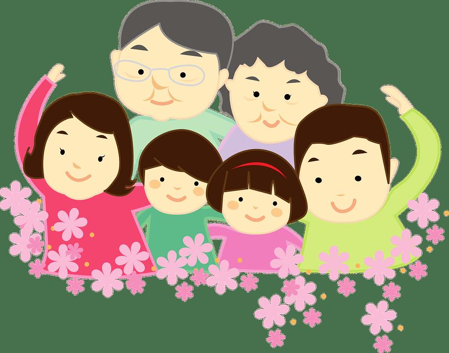 familia, armonía