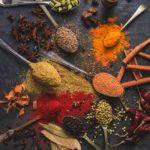 especias, hierbas aromáticas