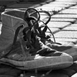 zapatos estropeados